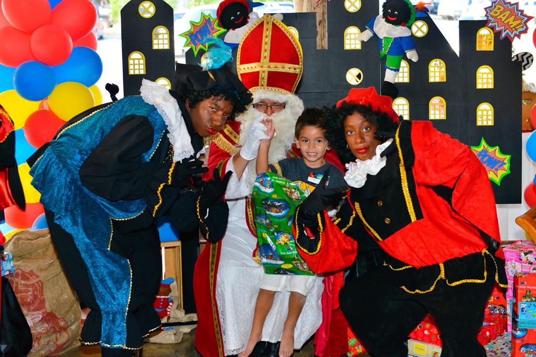 Sinterklaas - CYC 2015