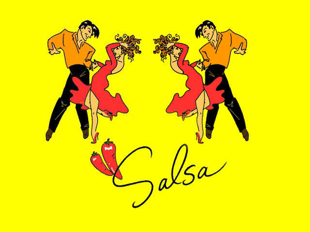 Salsa Workshop every Wednesday