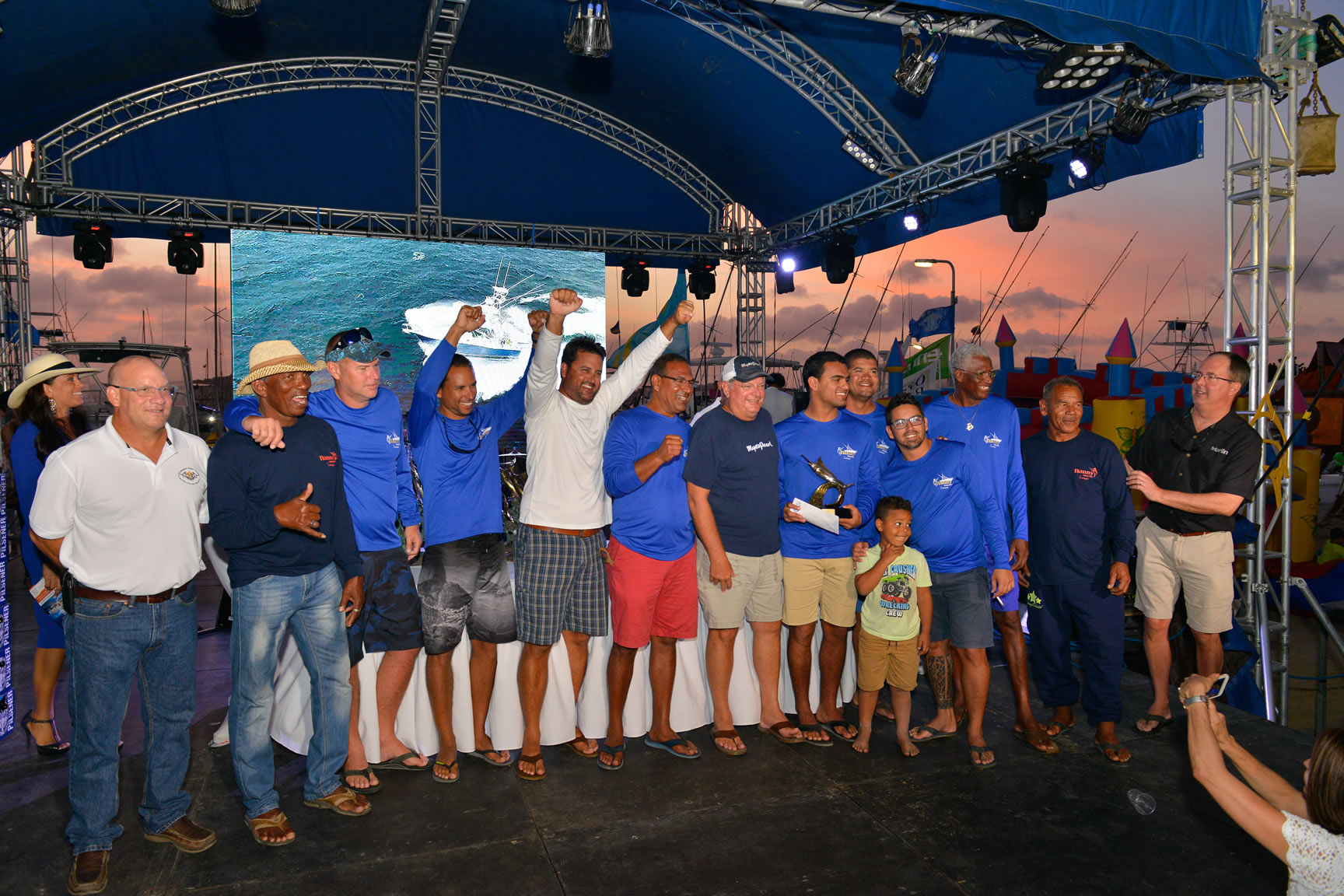 The Big 50 2nd Day of Fishing