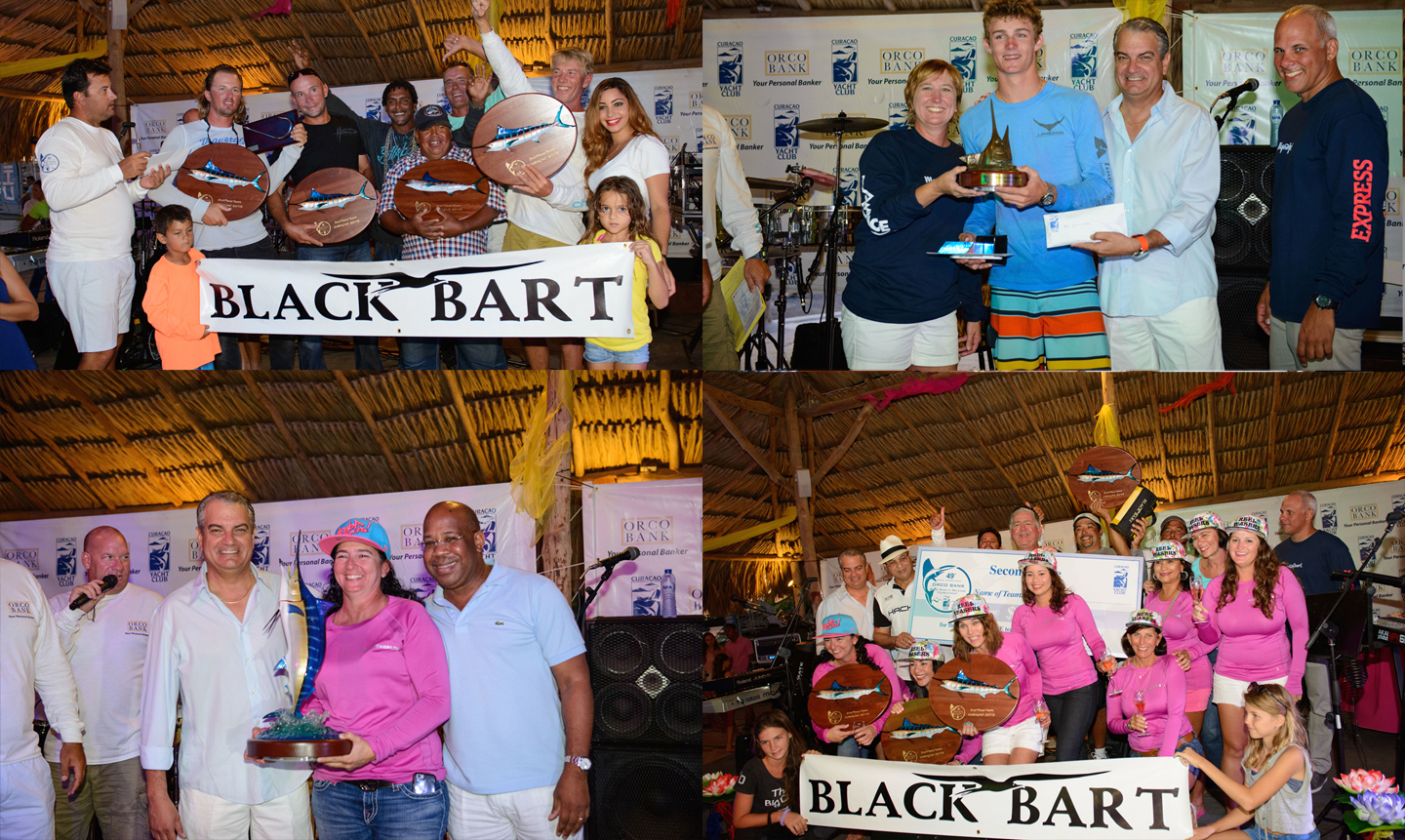 PRESS RELEASE - 49th Annual Blue Marlin Release Tournament